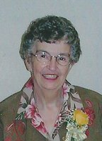 Shirley Ann Virginia Wills (nee Balfour)