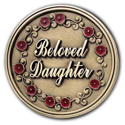 Daughter Medallion