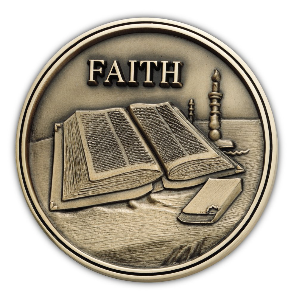 Faith Medallion