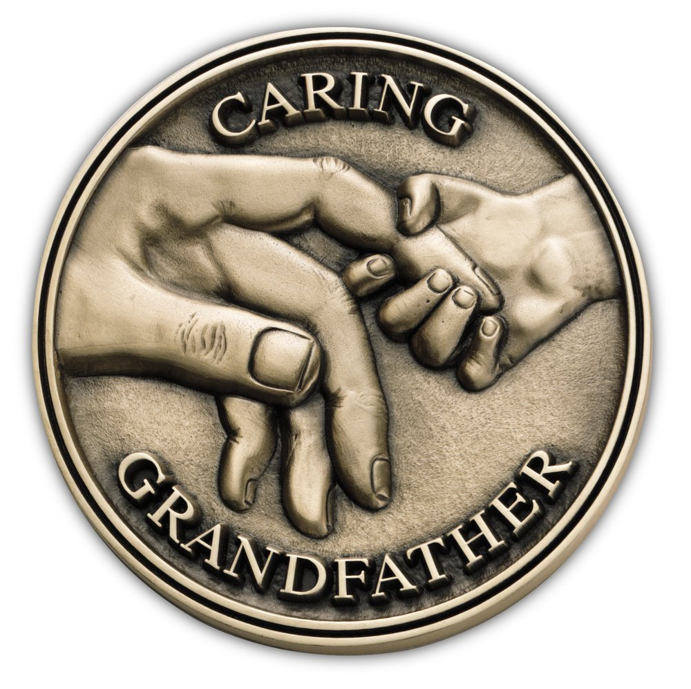 Grandfather Medallion
