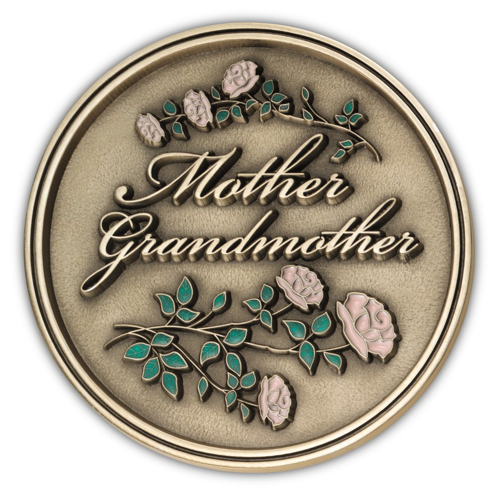 Mother Grandmother Medallion