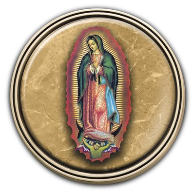 Our Lady Medallion