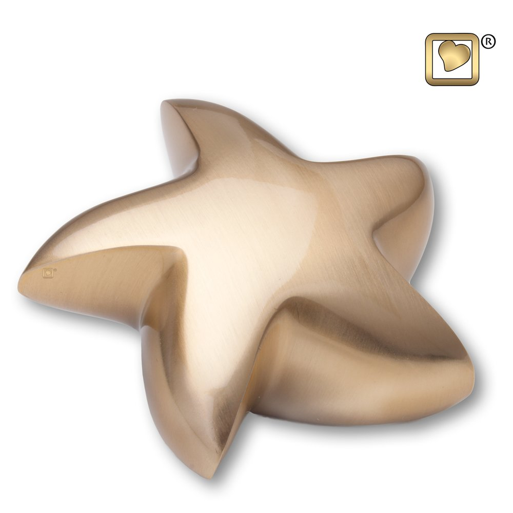 Brushed Gold (Keepsake Star)