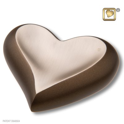 Chestnut Gold (Keepsake Heart)