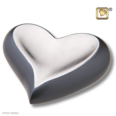 Slate Pewter (Keepsake Heart)