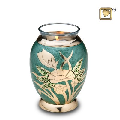 Emerald Rose (Tealight)